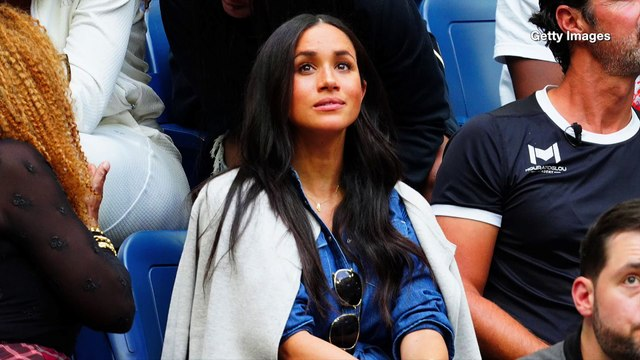 Meghan Markle's Denim Dress is Being Sold for 3 Times the Original Price