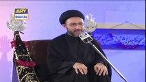 Majlis Shab-e-Aashoor (Maulana Shahenshah HUssain Naqvi) 9th Sep 2019