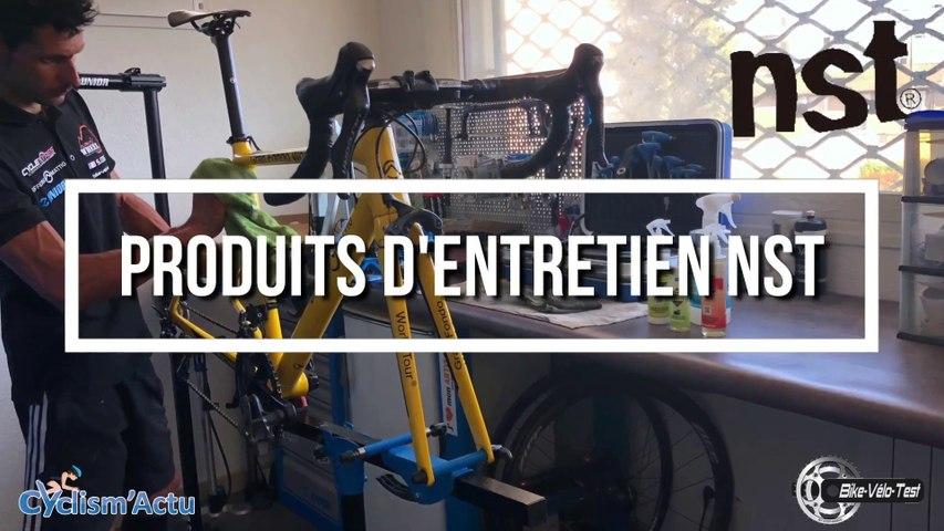 Bike Vélo Test - Cyclism'Actu a testé l'entretien par NST