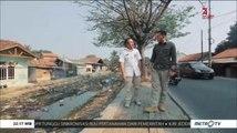Kisah 'Jamban Massal' di Balik Bandara Soekarno-Hatta
