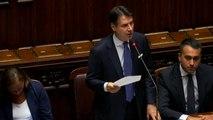 """Italie : Giuseppe Conte promet une """"nouvelle ère"""""""