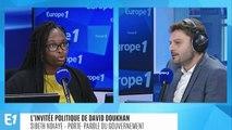 """Plan pour les urgences : """"On essaie d'être plus dans le long terme"""", défend Sibeth Ndiaye"""
