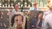 Miles de personas despiden en Madrid a Camilo Sesto