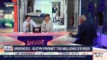 Urgences: Agnès Buzyn promet 750 millions d'euros - 09/09