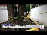 Hallan restos humanos en bolsas de plástico en Tlalnepantla   Noticias con Francisco Zea