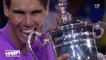 Cyril Hanouna revient sur la victoire de Rafael Nadal à l'US Open