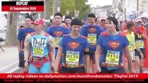 Replay Marathon du Médoc 2019-Ambiance avant course 1- Atmosphere before the start 1