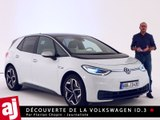 Vidéo de présentation de la nouvelle Volkswagen ID.3 (2019)