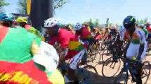 Cyclisme | tour de Côte d'ivoire : Le Burkina triomphe de la 1ère étape