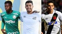 Jovens brasileiros que foram jogar no exterior de forma precoce