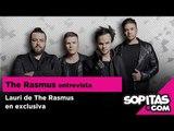 Entrevista The Rasmus | Sopitas.com