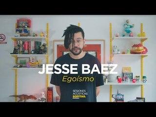 Jesse Baez en la Sesión Acústica de Sopitas