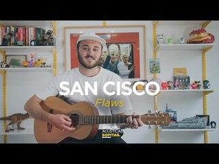 San Cisco en las Sesiones Acústicas de Sopitas