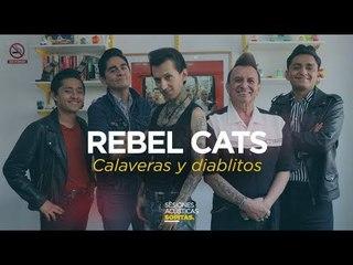 Rebel Cats - Sesión Acústica 'Calaveras y Diablitos'