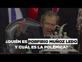 ¿Quién es Porfirio Muñoz Ledo y por qué tanta polémica?