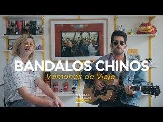Bandalos Chinos en la Sesiones Acústicas de Sopitas