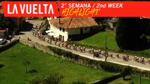 Highlight - 2ème semaine / 2nd week | La Vuelta 19