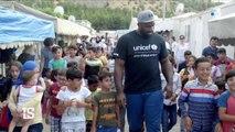 Ambassadeur UNICEF, l'autre mission de Teddy Riner