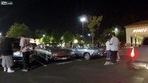 Quand tu appelles un UBER et qu'une magnifique Chevrolet Impala de collection vient te chercher