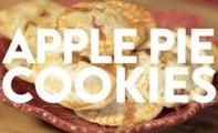 Delicious Apple Pie Cookies