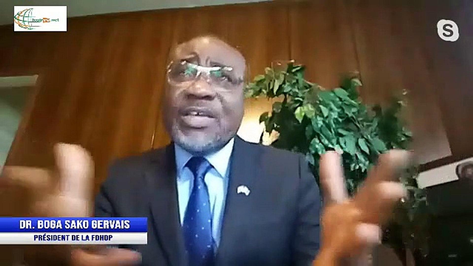Remaniement ministériel en Côte d'Ivoire : Dr. BOGA Sako Gervais attaque le régime  de front