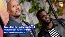 Dwayne Johnson Gives Health Update on Kevin Hart