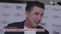 Billy Baldwin Says Niece Hailey Baldwin & Justin Bieber Are a 'Complicated' & 'Cute' Couple