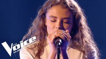 Chris Isaak - Wicked Game | Maëlle | The Voice France 2018 | Auditions Finales