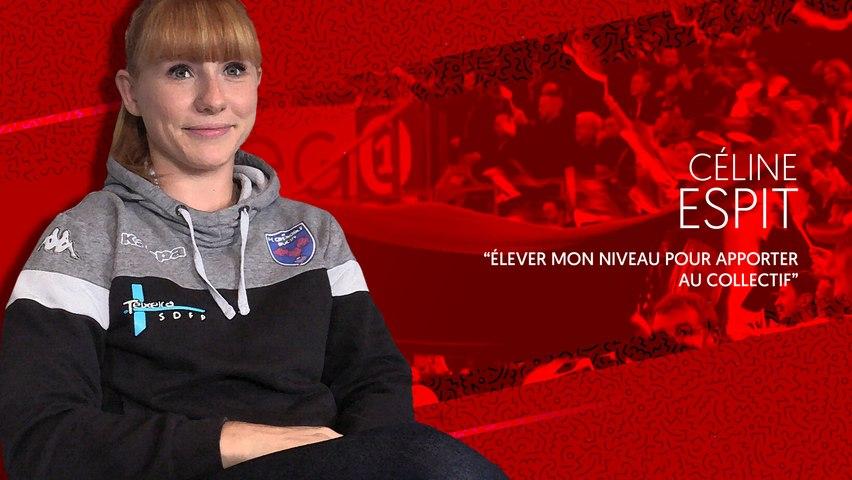 Video : Video - Céline Espit : « Élever mon niveau pour apporter au collectif »
