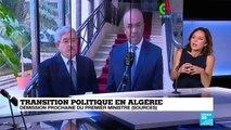 Démission prochaine du Premier ministre algérien