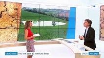 Sécheresse : le gouvernement annonce la construction de 60 retenues d'eau