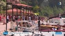 Corse : la réserve naturelle de Scandola est en péril