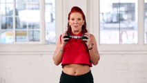 ALIGNMENT ESSENTIALS - WARRIOR® WORKOUT - TONING ROUND 7 (BICEPS, LEGS AND SHOULDERS)
