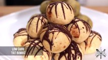 Lose Fat by Eating Fat!  Cookie Dough Fat Bombs