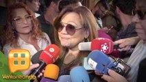 ¡CONSTERNADA! Ángela Carrasco no puede creer la muerte de su gran amigo Camilo Sesto. | Ventaneando