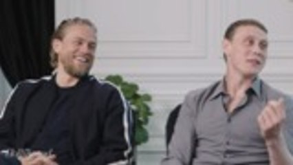 Charlie Hunnam on Flubbing Lines, Improvisation and More in 'The True Story of the Kelly Gang' | TIFF 2019