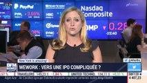 New York is amazing: WeWork, vers une IPO compliquée ? - 09/09