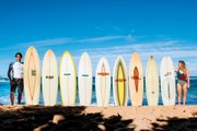 How Surfboard Designs from the Late '60s Perform to Today's Standards