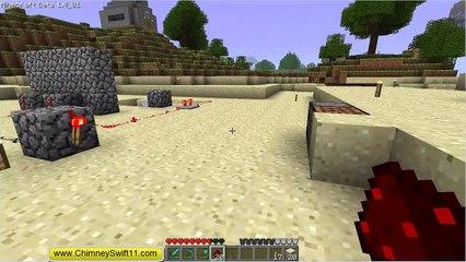 The Minecraft Files - #60- Redstone Basics
