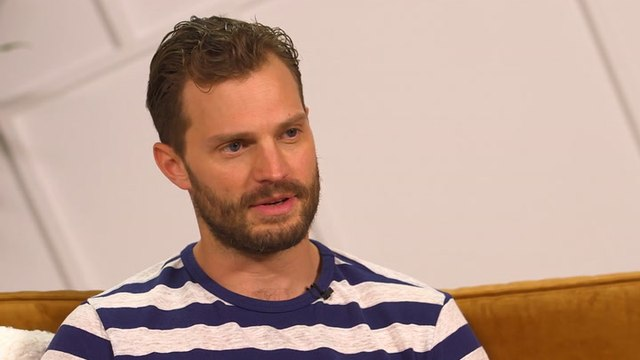 Jamie Dornan Discusses 'Endings, Beginnings' and 'Synchronic'