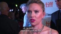 TIFF: Scarlett Johansson dans une satire sur l'Allemagne des années 30