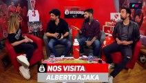 #IRTV Íconos IRTV: El ping-pong de Day Lombardi y la relación de Alberto Ajaka con sus hijos y la cancha