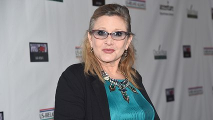6 Carrie Fisher Quotes to Live By