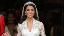 Kate Middleton's Rare Tiara Moments