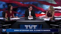 Elizabeth Warren Dodges TYT Question