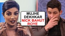 Nick Jonas Cried A Lot Watching Priyanka Chopra's The Sky Is Pink Scene