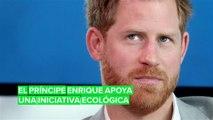 El Príncipe Enrique apoya una iniciativa ecoturística