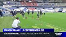 Pour son centième match au stade de France, l'équipe de France affronte Andorre ce mardi