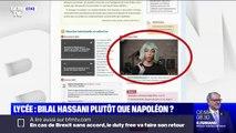 Non, Bilal Hassani ne remplace pas Napoléon dans un manuel d'histoire de première