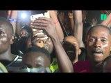 Les Libériens n'ont pas pu célébrer leur victoire avec leur nouveau président, George Weah